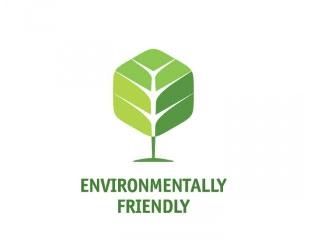 50 Creative Organic Theme Inspired Logo 27