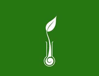 50 Creative Organic Theme Inspired Logo 42