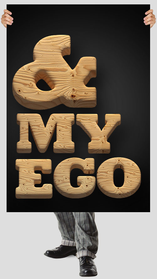 40 Beautiful Hand Made Font for Typography Inspiration 30