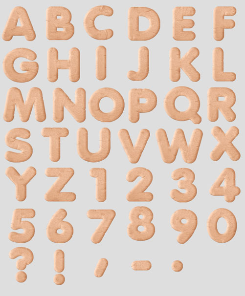 40 Beautiful Hand Made Font for Typography Inspiration 36