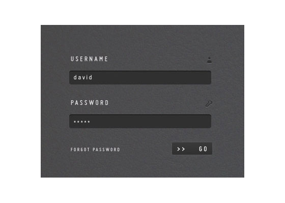 15 Creative Free Login Form with PSD 2