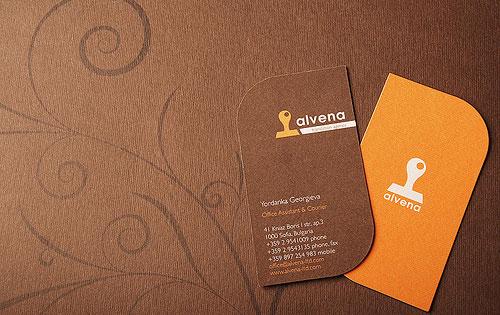 15 Excellent Business Card Design 9