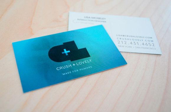 15 Excellent Business Card Design 3