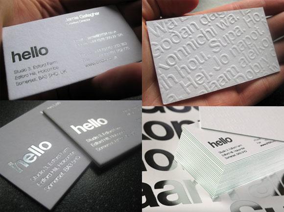 15 Excellent Business Card Design 4