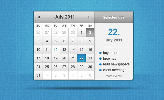 20 Essential Free Web, Mobile and Application GUI Kits 19
