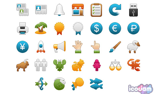 20 Free Vector and PNG Icon Set for Designers 17