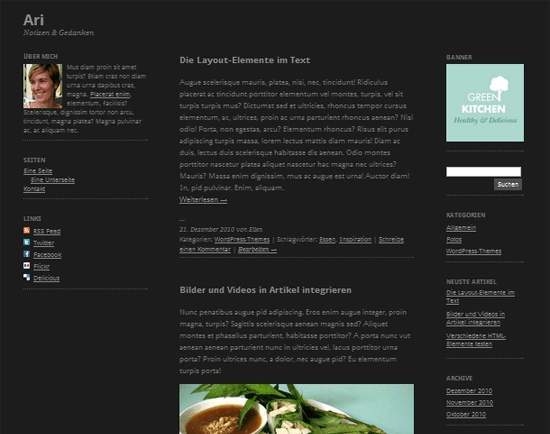20 Awesome Free Wordpress Themes of 2011 9