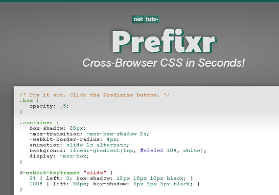 20 Latest CSS3 and HTML5 Resources and Tools for Web Developers 6