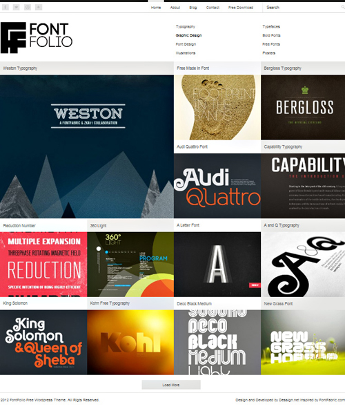 30 New Free High-Quality WordPress Themes 23