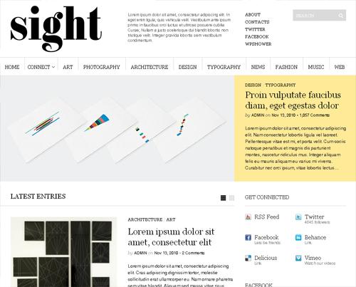 30 New Free High-Quality WordPress Themes 8