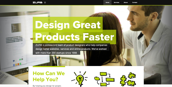 25 Stunning CSS3 Web Designs For Your Inspiration 14