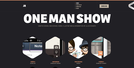 25 Stunning CSS3 Web Designs For Your Inspiration 16