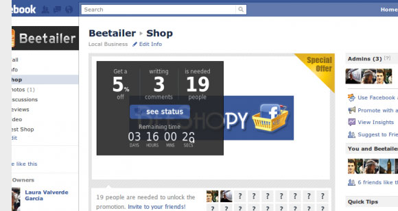 Top 5 Online Stores to Like on Facebook 5
