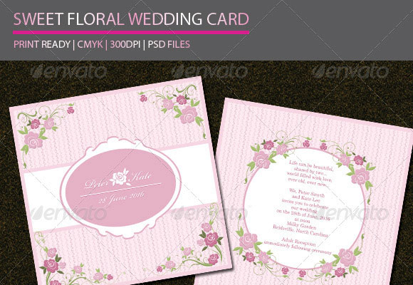 20+ Elegant Design Cards for Various Occasions 9