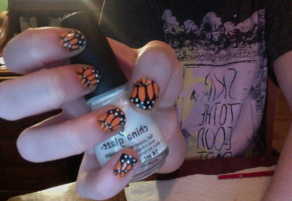 20 Excellent Nail Art for Inspiration 13