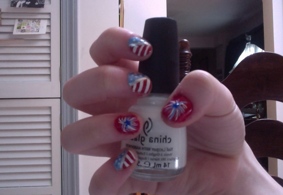20 Excellent Nail Art for Inspiration 14