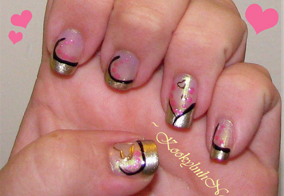 20 Excellent Nail Art for Inspiration 7