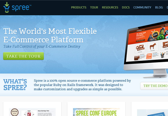 10 Open Source eCommerce Platforms 2