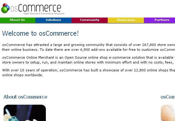 10 Open Source eCommerce Platforms 4