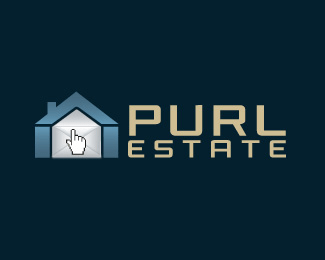 20 Really Beautiful and Creative Real Estate Logos 3