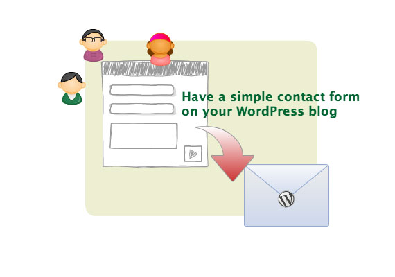 10 Free Contact Form Plugins for WordPress 1