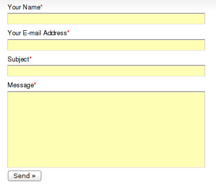 10 Free Contact Form Plugins for WordPress 4