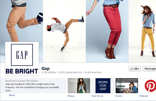 Checkout these 5 Best Facebook Ecommerce Store of 2012 4
