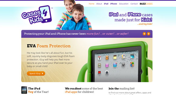 20 Excellent Website with Creative Header Design 11
