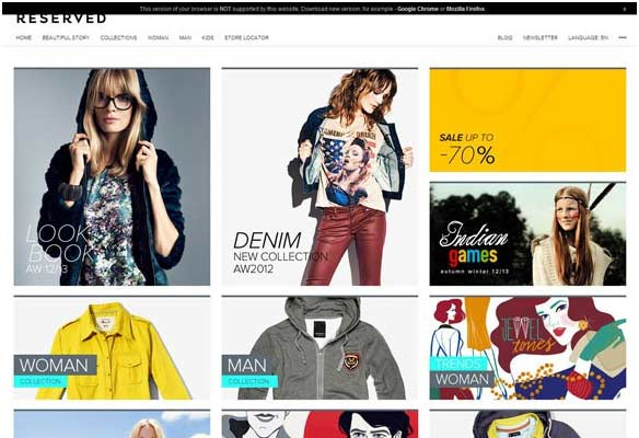 40 Impressive Grid based Web Designs for Inspiration 20