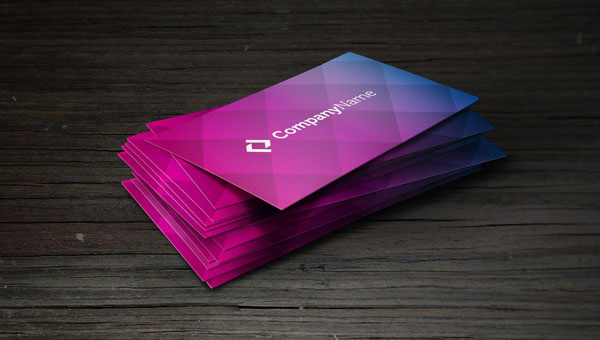 20 Free High Resolution Business Card Templates 6