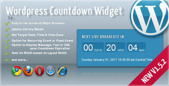 30 Impressive Countdown Timer Scripts for You 11