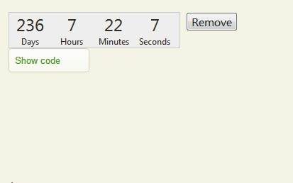 30 Impressive Countdown Timer Scripts for You 13