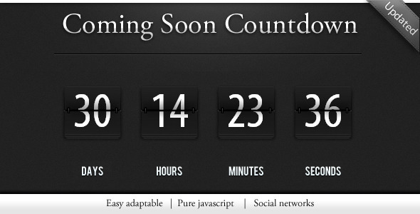 30 Impressive Countdown Timer Scripts for You 15