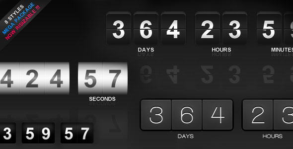30 Impressive Countdown Timer Scripts for You 16