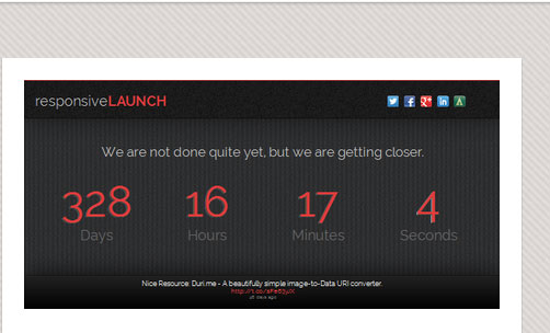 30 Impressive Countdown Timer Scripts for You 21