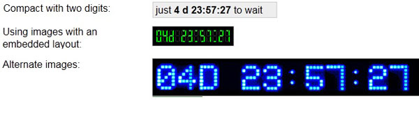 30 Impressive Countdown Timer Scripts for You 3