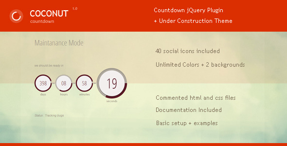 30 Impressive Countdown Timer Scripts for You 6