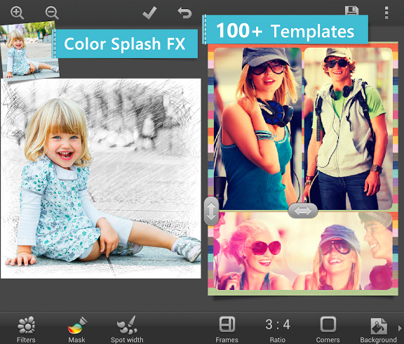 Android Apps: 10 Free Android Photo Editing Apps 9