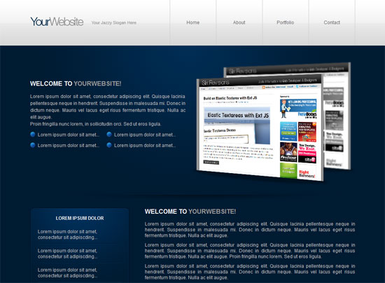 10 Useful HTML/CSS Tutorial for Web Designers 10