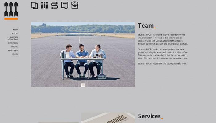 20 Best Clean Website Design for Inspiration 12