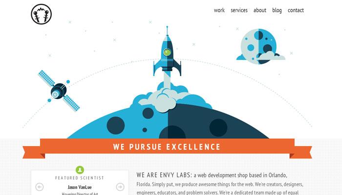 20 Best Clean Website Design for Inspiration 16