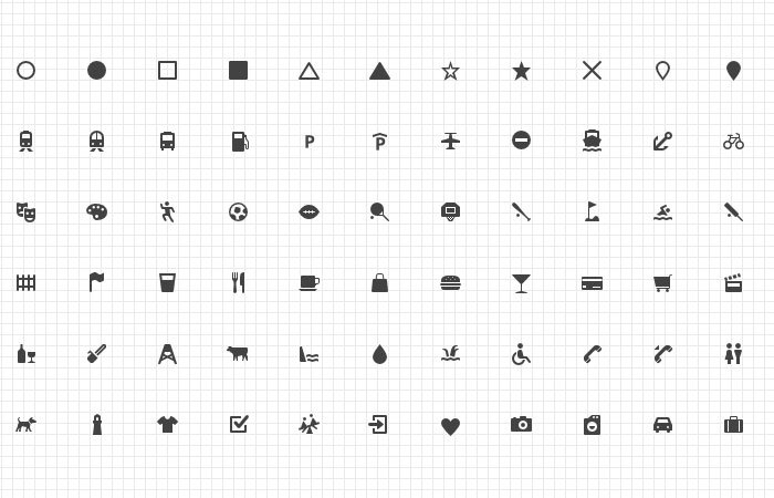 15 Useful Free Icon Fonts for Designers 12