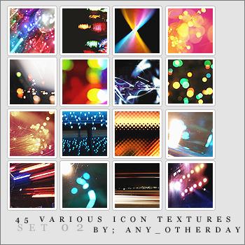 Various Icon Textures