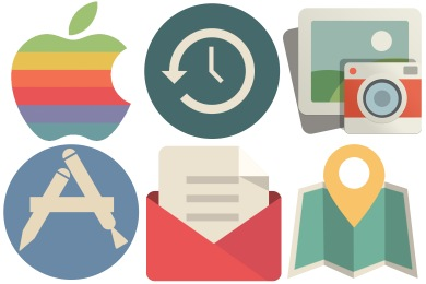 10 Beautiful Sets of free Icons 9