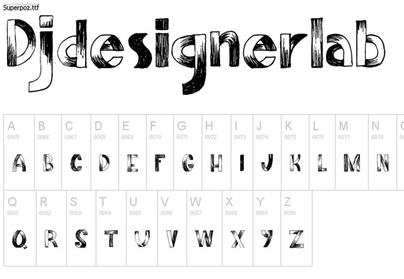 30 Best Free Font for Advertisement Display 13