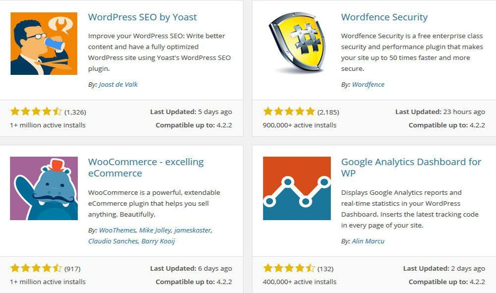 Building Business Blogs - 13 Things That Make Wordpress Popular for it 1