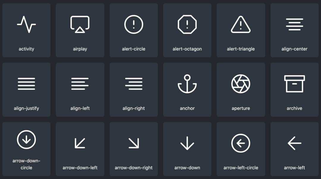 10 Awesome Websites for FREE SVG Icons to use on your Next Project 10