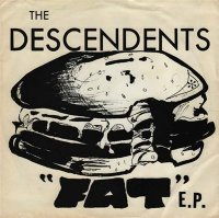 The Descendents Fat EP