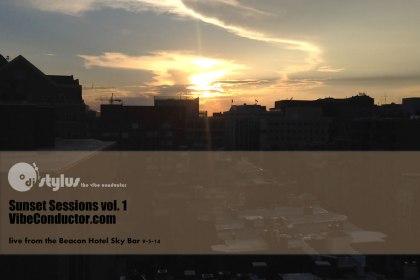 DJ Stylus - Sunset Sessions