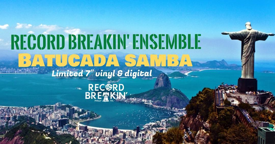 """Song of the Day: Record Breakin' Ensemble """"Pela feat. Elin (Sol Power All-Stars Remix)"""""""